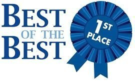 Cook Hearing and Balance was voted best hearing center in Cedar Park!