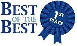 Cook Hearing has won best hearing center in cedar park