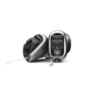 Phonak Virto B - Titanium hearing aids