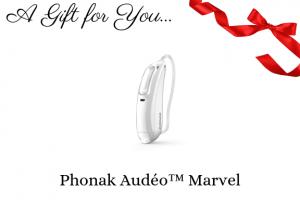 phonak audeo marvel hearing aid gift certificate