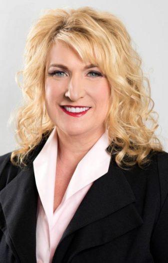 Headshot of owner Lori Cook