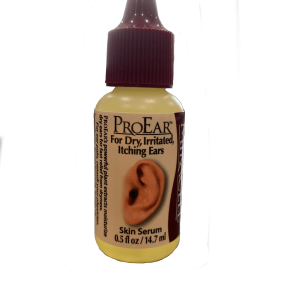Miracell ear drops for dry, itchy, irritated ears