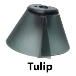 Hearing Aid Dome - Tulip