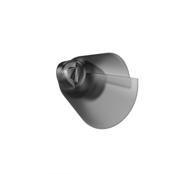 Widex tulip shaped dome for hearing aid