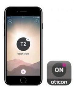 Oticon ON tinnitus app