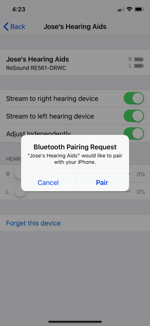troubleshooting bluetooth for iphone step 7