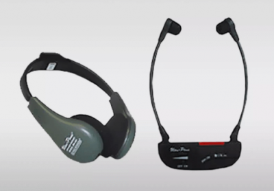 Assistive Listening devices for movie theaters